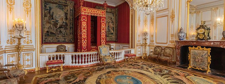 Chateau Chambord inside