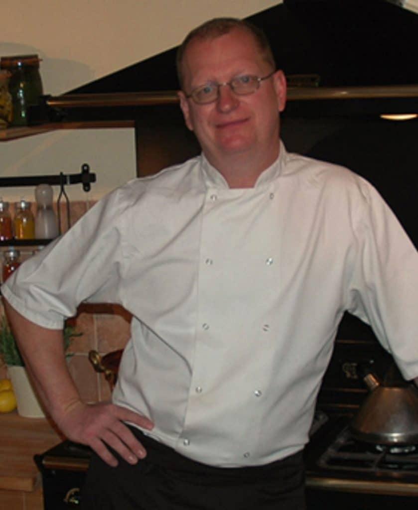Chef Mike Wilke