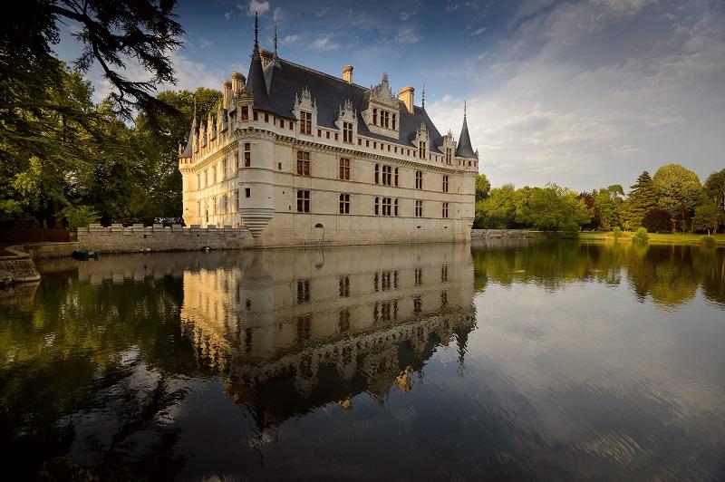 Chateau-Azay-le-Rideau
